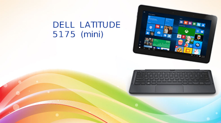DELL LATITUDE 5175 (mini)